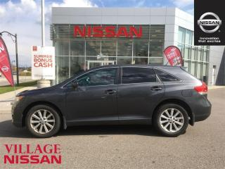 Used 2011 Toyota Venza base for sale in Unionville, ON