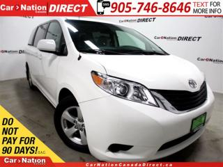 Used 2011 Toyota Sienna LE| 8-PASSENGER| BACK UP CAMERA| POWER SEAT| for sale in Burlington, ON