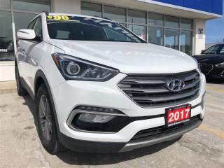 Used 2017 Hyundai Santa Fe Sport 2.4 for sale in Owen Sound, ON