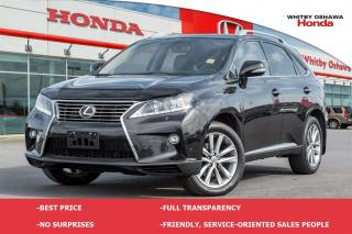 Used 2015 Lexus RX 350 AWD (AT) for sale in Whitby, ON