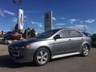 Used 2014 Mitsubishi Lancer SE ~Power Sunroof ~Sharp Unit for sale in Barrie, ON