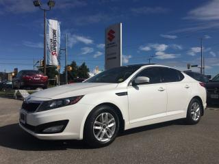 Used 2013 Kia Optima LX ~Panoramic Roof ~Power/Heated Seat for sale in Barrie, ON