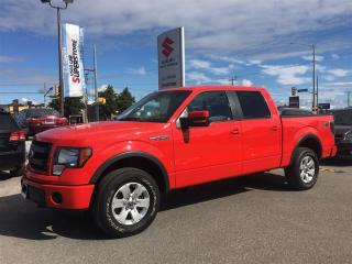 Used 2013 Ford F-150 FX4 ~Power Seat ~Box Liner ~Clean Unit for sale in Barrie, ON