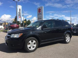Used 2010 Dodge Journey SXT ~3rd Row ~Power Sunroof ~Power Seat for sale in Barrie, ON