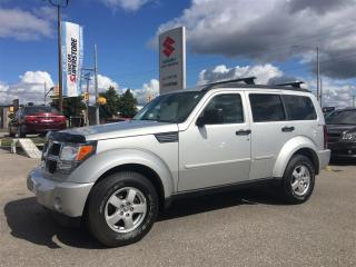 Used 2009 Dodge Nitro 4X4 ~V-6 ~Power Sunroof ~Hood Deflector for sale in Barrie, ON