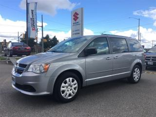 Used 2014 Dodge Grand Caravan SXT ~Full Stow N' Go ~Tri-zone Climate for sale in Barrie, ON