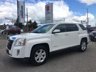 Used 2013 GMC Terrain SLE ~RearView Camera ~Sliding & Reclining Backseat for sale in Barrie, ON