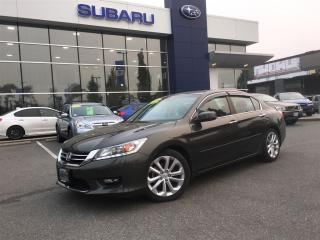 Used 2014 Honda Accord Touring - Navigation/No Accidents for sale in Port Coquitlam, BC