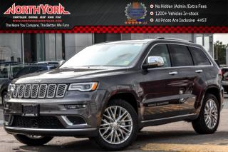 New 2018 Jeep Grand Cherokee New Car Summit 4x4|Nav|Leather|Heat+VtdSeats|PkAsst|20