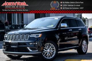 New 2018 Jeep Grand Cherokee New Car Summit 4x4|Nav|Leather|Heat+VtdSeats|PkAsst|20