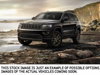 New 2018 Jeep Grand Cherokee New Car Overland 4x4|JeepActiveSafetyPkg|Nav|Leather|Heat+VtdSeats|20