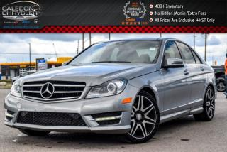 Used 2014 Mercedes-Benz C-Class C 350|4Matic|Navi|Sunroof|Backup Cam|Bluetooth|Keyless|18