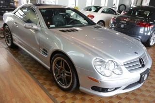 Used 2006 Mercedes-Benz SL-Class 2dr Roadster 5.5L AMG for sale in New Westminster, BC