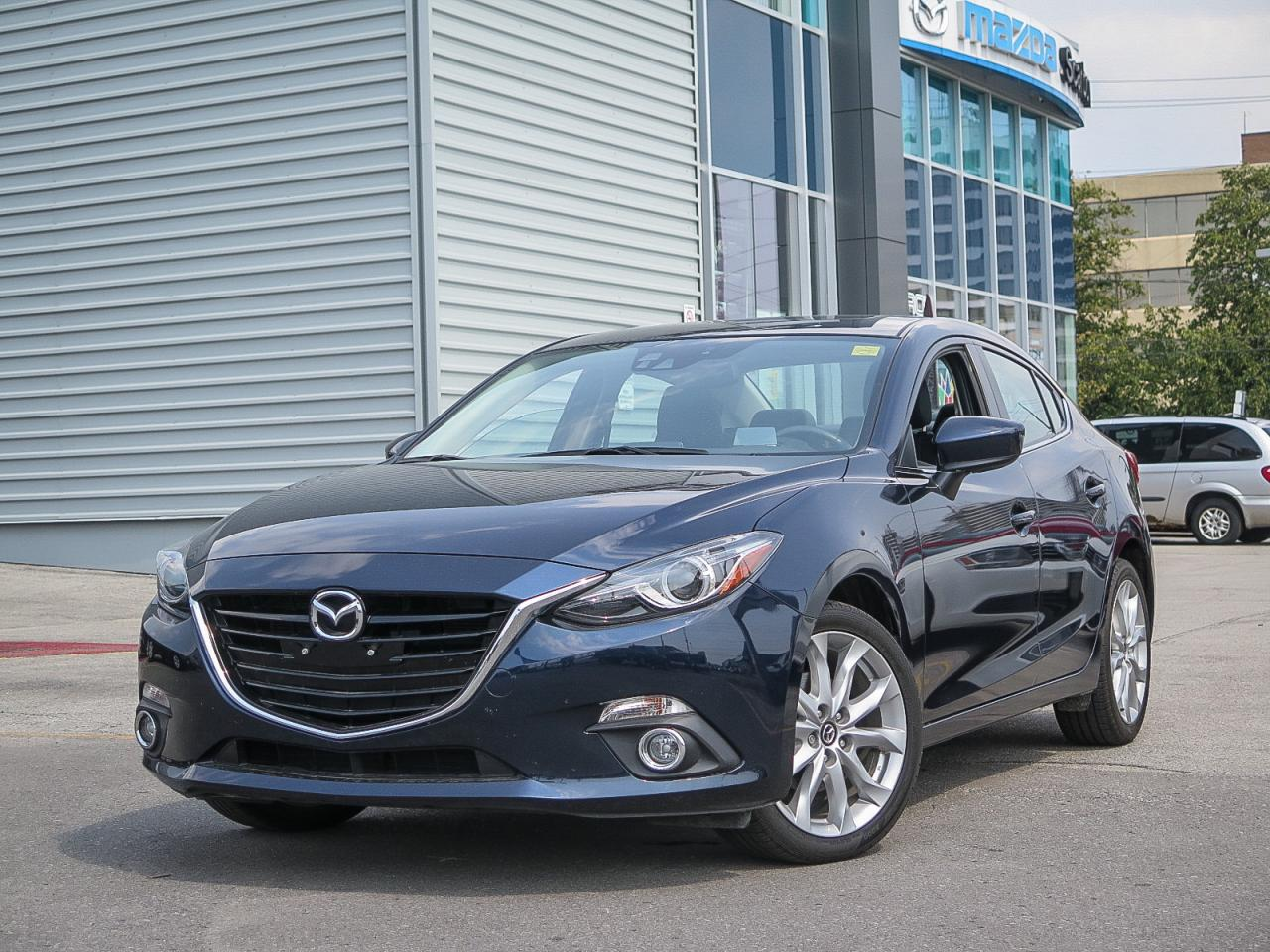 2014 Mazda MAZDA3 GT TECH FINANCE @0.9%