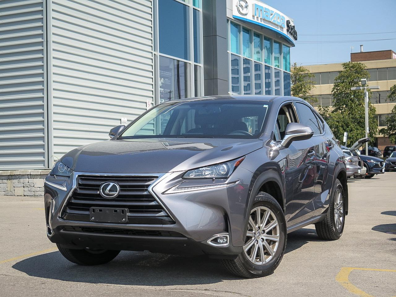 used 2016 lexus nx 200t awd one owner no accidents reported for sale in scarborough. Black Bedroom Furniture Sets. Home Design Ideas