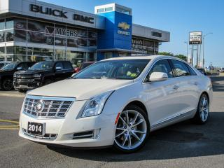 Used 2014 Cadillac XTS PREMIUM, SUNROOF, NAV, AWD, HEADS UP DISPLAY for sale in Ottawa, ON