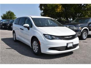 New 2018 Chrysler Pacifica L|BLUETOOTH|3RD ROW STOW N GO|2ND ROW PWR WINDOWS for sale in Concord, ON