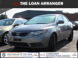 Used 2012 Kia Forte LX for sale in Barrie, ON
