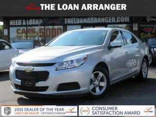 Used 2016 Chevrolet Malibu for sale in Barrie, ON