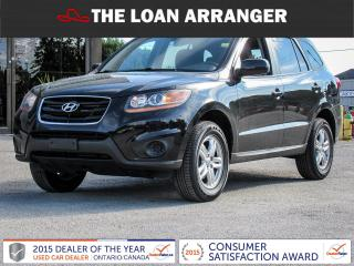Used 2010 Hyundai Santa Fe for sale in Barrie, ON