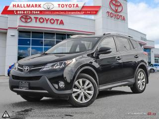 Used 2014 Toyota RAV4 AWD LIMITED for sale in Mono, ON