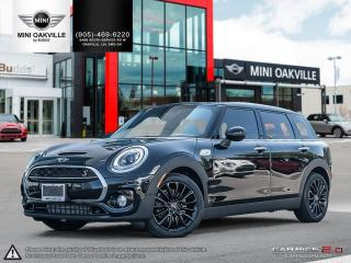 Used 2016 MINI Cooper Clubman S *MANUAL*, Rear View Camera, Heated Seats, Sunroof for sale in Oakville, ON