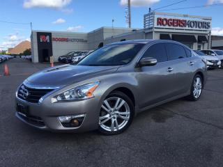Used 2013 Nissan Altima 3.5 SL - NAVI - REVERSE CAMERA for sale in Oakville, ON