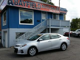 Used 2015 Toyota Corolla S **Auto/Heated Seats/Reverse Cam** for sale in Barrie, ON
