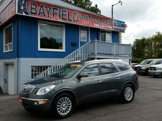 Used 2011 Buick Enclave CXL AWD **7 Passenger/Leather/Sunroof/Only 128k!** for sale in Barrie, ON