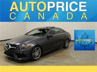 Used 2014 Mercedes-Benz E-Class E350 AMG PKG 360 CAMS NAVI for sale in Mississauga, ON