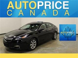 Used 2014 Acura TL Technology Package Navigation for sale in Mississauga, ON