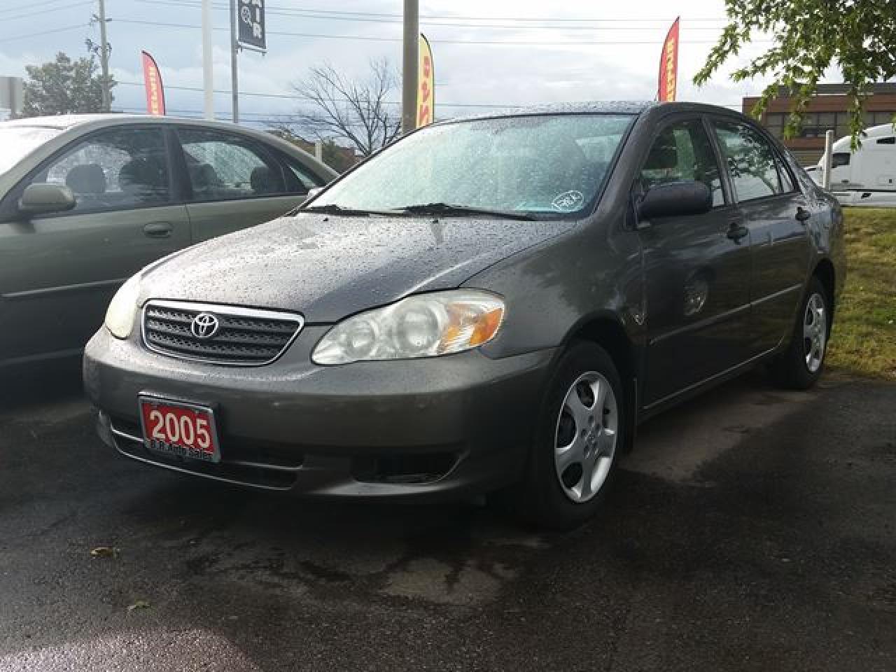 2005 Toyota Corolla CE