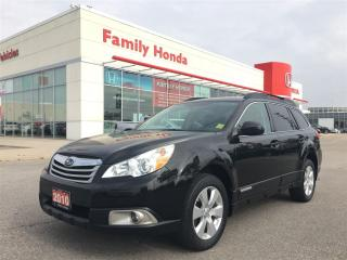 Used 2010 Subaru Outback 2.5 I PZEV at for sale in Brampton, ON