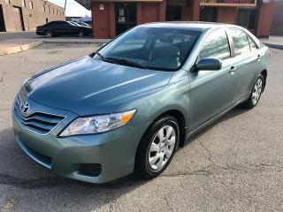 Used 2011 Toyota Camry LE for sale in Mississauga, ON