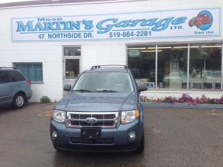 Used 2010 Ford Escape XLT for sale in St Jacobs, ON