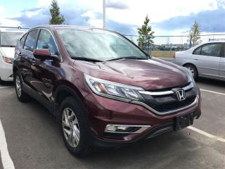 Used 2015 Honda CR-V EX for sale in Mississauga, ON