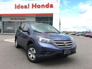Used 2014 Honda CR-V LX for sale in Mississauga, ON