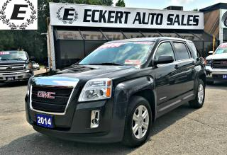 Used 2014 GMC Terrain SLE /BLUETOOTH for sale in Barrie, ON