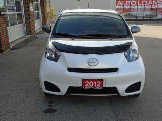 Used 2012 Scion iQ 3-Door Hatchback for sale in Scarborough, ON