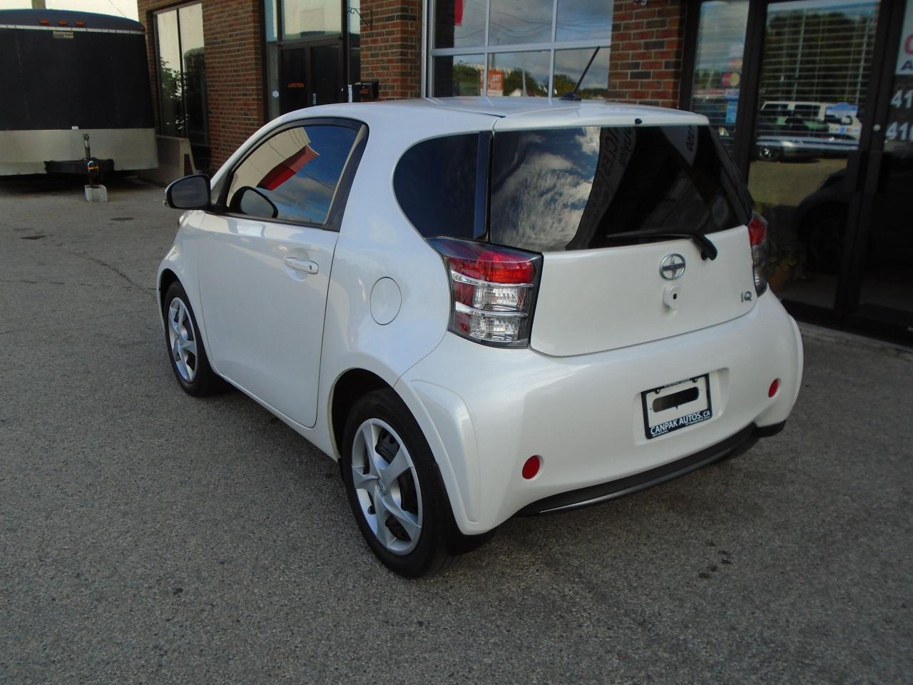 used 2012 scion iq 3 door hatchback for sale in scarborough ontario. Black Bedroom Furniture Sets. Home Design Ideas