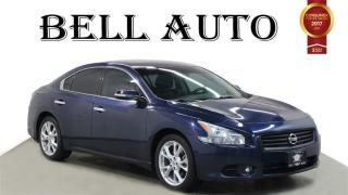 Used 2012 Nissan Maxima SV LEATHER SUNROOF for sale in North York, ON