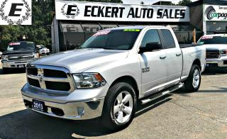 Used 2013 RAM 1500 SLT 4X4 /TONNEAU COVER/BLUETOOTH for sale in Barrie, ON