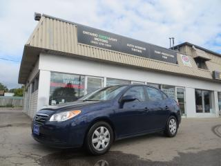Used 2009 Hyundai Elantra LOADED,HEATED SEATS,ALL POWER,A/C for sale in Mississauga, ON