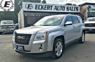 Used 2011 GMC Terrain SLT AWD /REVERSE CAMERA/LEATHER for sale in Barrie, ON