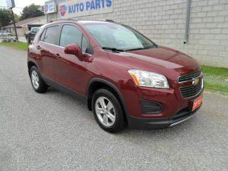 Used 2015 Chevrolet Trax LT AWD for sale in Beaverton, ON
