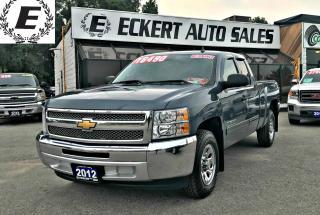 Used 2012 Chevrolet Silverado 1500 LS *FREE 1YR/UNLIMITED KM POWERTRAIN WARRANTY* for sale in Barrie, ON