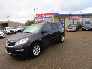 Used 2014 Chevrolet Traverse LS for sale in Brampton, ON