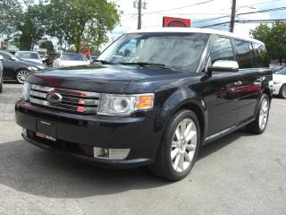 Used 2010 Ford Flex Limited - AWD - 7 Psgr for sale in London, ON