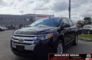Used 2012 Ford Edge SE |No Accidents|Power Group|Rear Sensors| for sale in Scarborough, ON