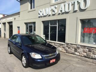 Used 2010 Chevrolet Cobalt LT REDUCED for sale in Hamilton, ON